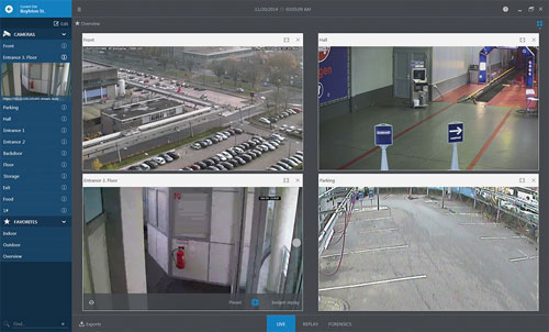bosch security incorporated in the version 1 5 video security client local and remote ip cameras. Black Bedroom Furniture Sets. Home Design Ideas