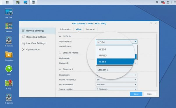 Synology Surveillance Station 8.0