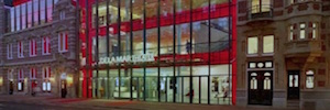 Honeywell Security provides a solution of safety integral to the theatre DeLaMar in Amsterdam