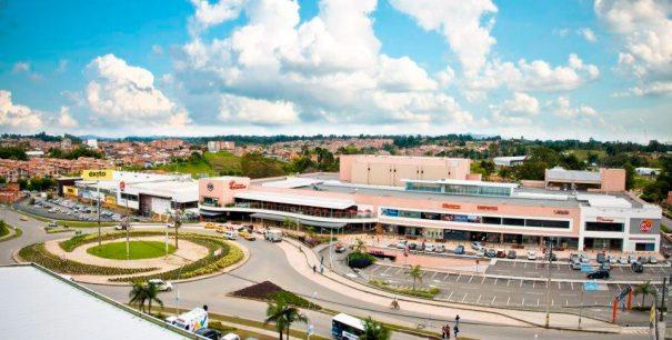 Vivotek centro comercial San Nicolas Antioquia-Colombia