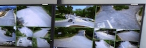 Playa de Aro reduce los delitos con videovigilancia IP y reconocimiento de matrículas