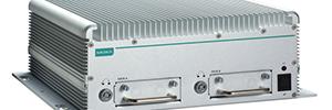 Moxa MXNVR-RO-T: NVR para aplicaciones de videovigilancia en el entorno ferroviario