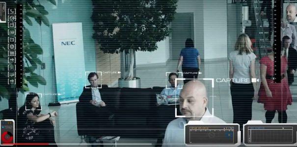NEC NeoFace facial recognition