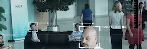 NEC NeoFace IDM: facial recognition for video surveillance applications software