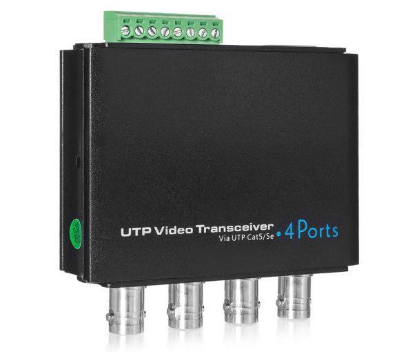Пассивный UTP трансиверы Utepo