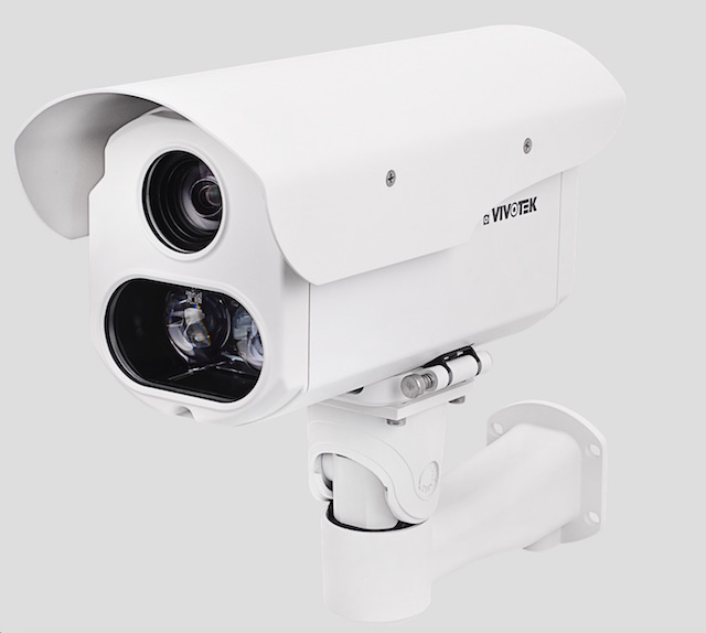 Vivotek Adds New Ip From Indoor And Outdoor Cameras To Its Range Hevc Digital Security