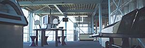 La tecnología IP de Honeywell asegura el museo Catalyst Science Discovery