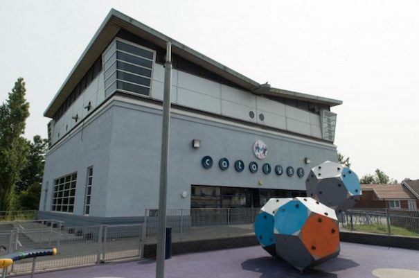honeywell-catalyst-science-discovery-centre