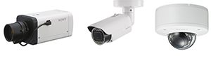 Bosch Security markets and manages the division of Sony video surveillance
