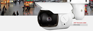 Secubest NBM2-H6: cámara IP panorámica de 6 MP para entornos adversos