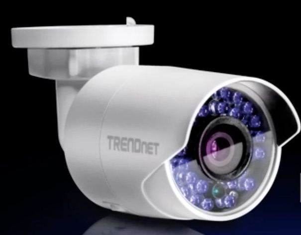 TRENDnet presents its new camera IP for exterior and interior with