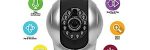 Avitom développe une gamme complète de caméras intelligentes pour commerces et bureaux
