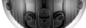 Samsung Wisenet P se amplía con una cámara PTZ panorámica de 7,3 MP y cobertura de 180º