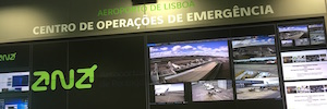 The COE from Lisbon Airport relies on Sony Vision Presenter to monitor and manage issues