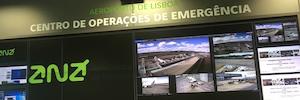 Совета Европы от аэропорта Лиссабона опирается на Sony видение ведущий для мониторинга и управления вопросы