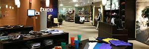 Las soluciones IoT de Tyco permiten que las tiendas consigan una experiencia de marca diferenciadora