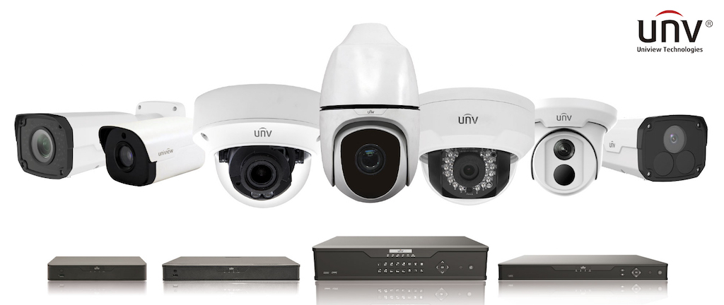 By Demes presents new Uniview security systems in Spain and