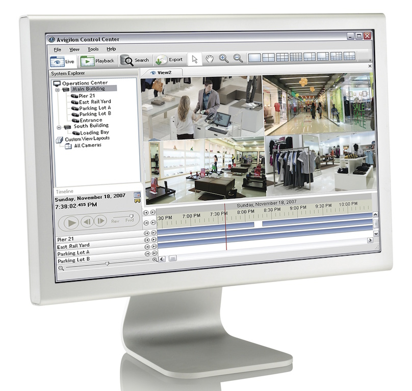 Avigilon joins the standard Onvif with its management and