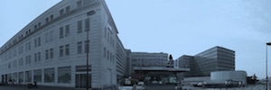 Honeywell fornisce una soluzione di sicurezza completa dell'ospedale università di Nantes