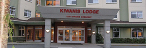 Centro di salute di Kiwanis Village Lodge implementa il sistema di controllo di accesso basato su Kantech IP