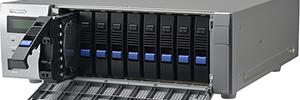 Panasonic développe son enregistreur de ligne WJ-NX400 H.265