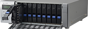 Panasonic Expands its line recorder WJ-NX400 H.265