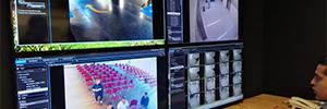 Axis IP ビデオ監視ソリューションは、BC ビジネス建物認定 leed 認定を得るを助ける