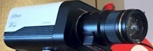 Con le telecamere di sorveglianza tecnologia di intelligenza artificiale integrato
