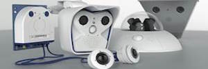 MOBOTIX começou sua poderosa gama de fabricação de câmeras Mx6 de 6 megapixel