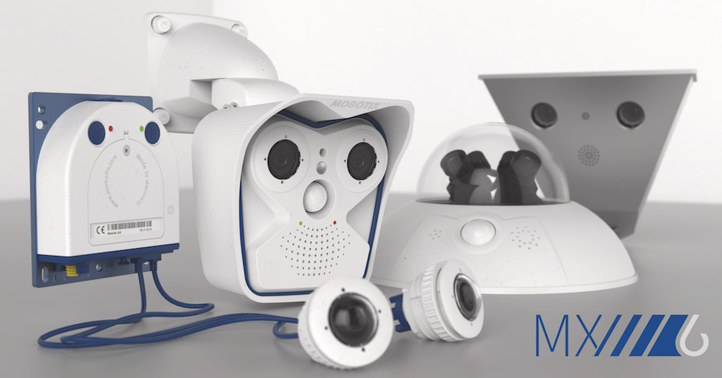 MOBOTIX began its powerful range of cameras Mx6 manufacturing of 6