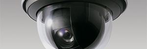 Panasonic optimiza la vigilancia urbana con la cámara domo WV-X6531N