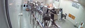 Impianto di imbottigliamento Pepsi, VBL, Scommetti sulla videosorveglianza IP per garantire i suoi servizi