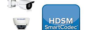 Avigilon HDSM SmartCodec: tecnología para la gestión de banda ancha