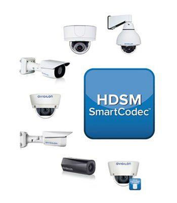 Avigilon HDSM SmartCodec