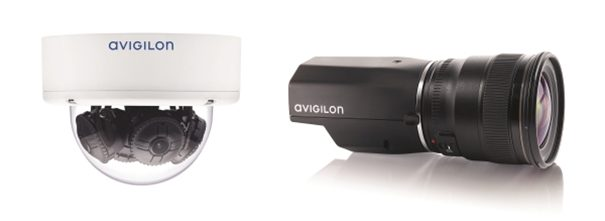 Avigilon camara HD Multisensor y HD Pr