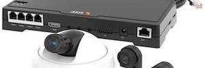 Axis FA: videovigilancia en red modular, flexible y discreta para interior