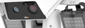 Axis develops a new generation of cameras with positioning system