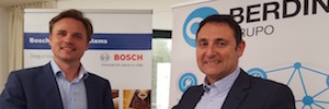 Berdin group markets the range of Bosch Security Systems-security systems in Spain