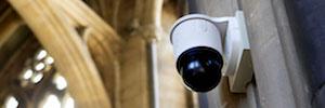 La catedral de Bristol migra a videovigilancia IP para garantizar la seguridad y visibilidad de los actos religiosos
