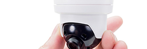 March Networks develops a mini camera dome for commercial security applications