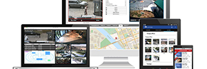 The Hanwha Techwin video surveillance integrates with SureView Immix
