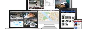 A vigilância por vídeo Hanwha Techwin integra com SureView Immix