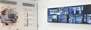 Axis pone a disposición de clientes y partners su nuevo Experience Center en Madrid