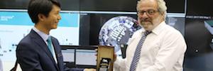 Idis reconoce la labor de CCTV Center como distribuidor de sus sistemas de videovigilancia en España y Portugal