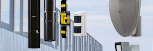 ProdexTec incorporated into your commercial proposal CIAS Elettronica perimeter security equipment
