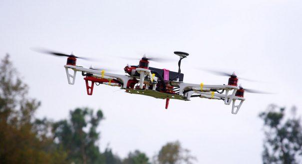 Droniberia dron