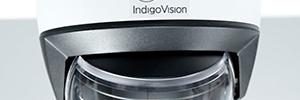 IndigoVision präsentiert auf der Ifsec 2017 seine Panoramakamera BX Kuppel