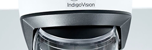 IndigoVision 提出了在国际安防展 2017 他的全景相机 BX 圆顶