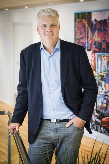 Lars Nordenlund, CEO Arcus