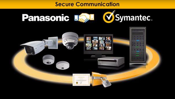 Panasonic- Symantec Secure Communication